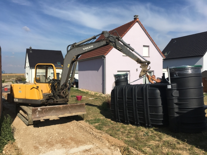 Rotomod Sewage Treatment Solution