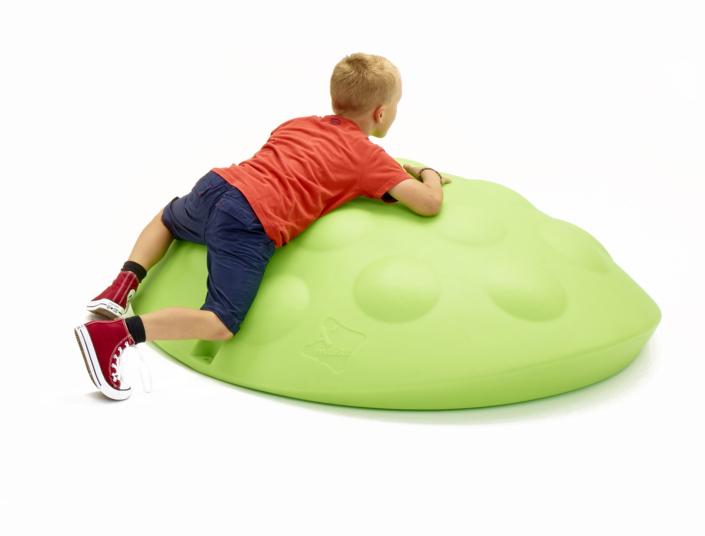 Rotomold toys turtle shell